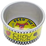 Snoozer Large Feed Me Dog Bowl by Jennifer Garant For Sale
