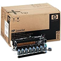 Hewlett Packard Q5998 OEM Mono Laser Maintenance - HP LaserJet 4345 MFP/M4345 MFP Maintenance Kit (110V) (Includes Fusing Assembly Separation Rollers Transfer Roller Paper Feed Rollers Pickup Roller Gloves Instruction Manual) (225000 Yield) OEM