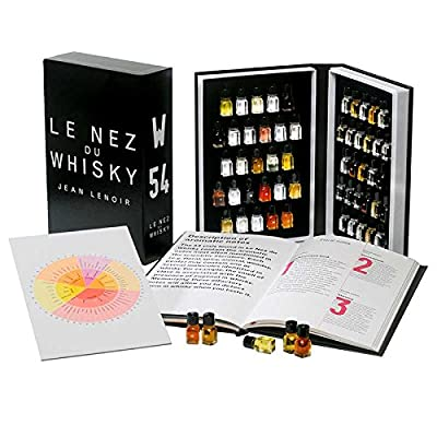 Le Nez du Whisky 54 Aroma Essence Kit #17370