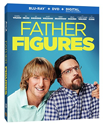 Blu-ray : Father Figures (With DVD, Subtitled, Dubbed, Dolby, AC-3)