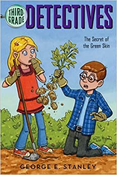Book The Secret of the Green Skin (Third-Grade Detectives #6) by George E. Stanley (2003-07-01)