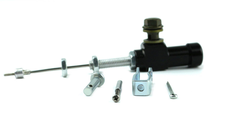 Cilindro receptor hidráulico del embrague, universal, para motocicleta, cuatriciclo y motos de motocross: Amazon.es: Coche y moto