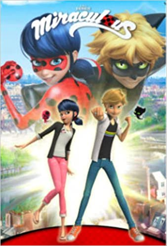 miraculous tales of ladybug and cat noir miraculous tales of lady