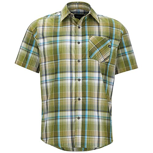 Marmot Men's Echo Short Sleeve - Echo Oxford