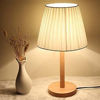 SBWYLT-Nórdico simple lámpara de noche dormitorio moderno ...