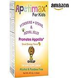 Apetimax for Kids Vitamins Lysine Royal Jally 4 oz