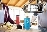 Hydro Flask Travel Coffee Flask - 16 oz, White