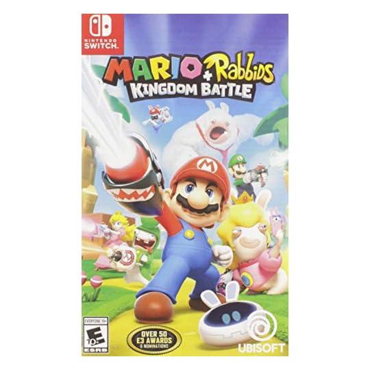Mario + Rabbids Kingdom Battle – Nintendo Switch Standard Edition