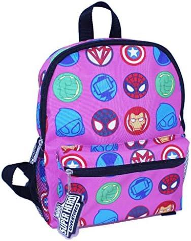 Marvel Super Hero Adventures 12 inch Emoji Backpack