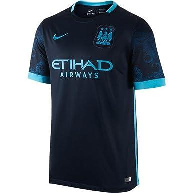 Stadium Camiseta Para Away HombreColor Nike Jsy Mcfc Azul Ss 3AR5L4j