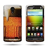 LG Lucid 3 Hard Designer Phone Case | CoverON Graphic Image Shell Protector with (Beer Mug) Cool Party Design Cover for LG Lucid 3 VS876
