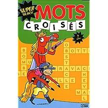 Mots Croises 7 Ans