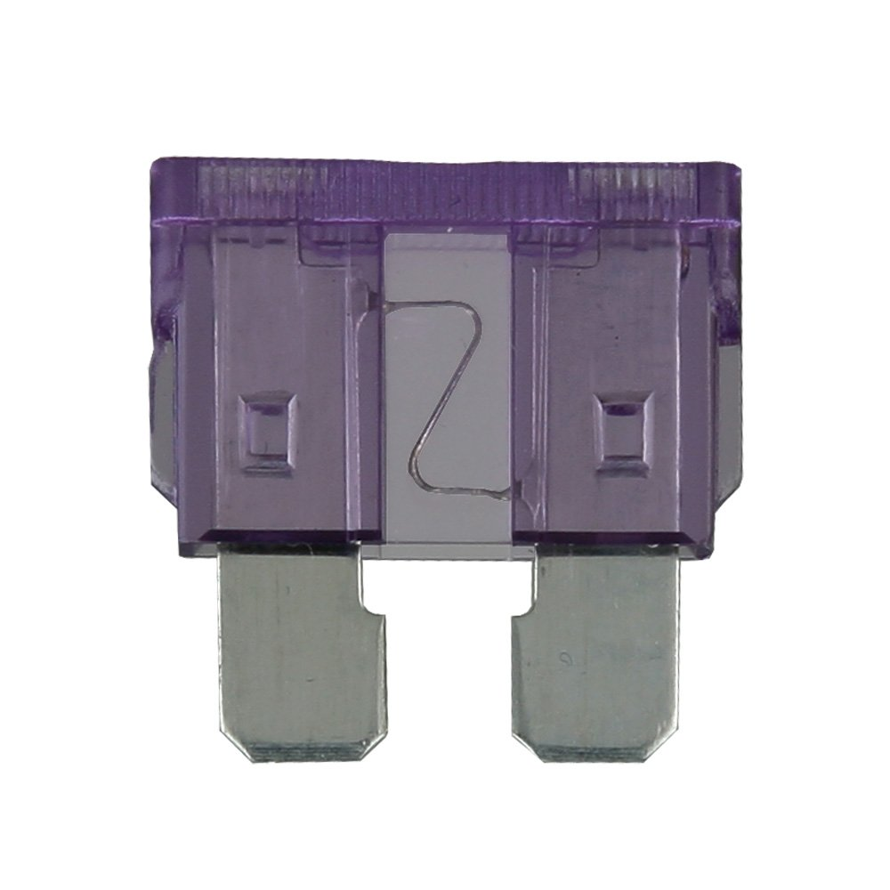 Install Bay ATC3-25 ATC Fuse 3-AMP 25-Pack Metra Electronics Corporation