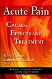 Acute Pain, Sam D'Alonso and Katherine L. Grasso, 1607412233