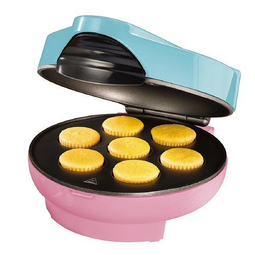 Nostalgia Electrics CKM-100 Cupcake Maker by Nostalgia