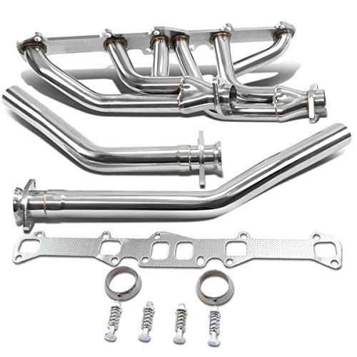 DNA Motoring HDS-FECOL6 Stainless Steel Exhaust Header Manifold