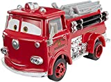 Baby Toy - 3 Deluxe Red Die-Cast Vehicle Car for Kids Boy Girls Perfect Gift