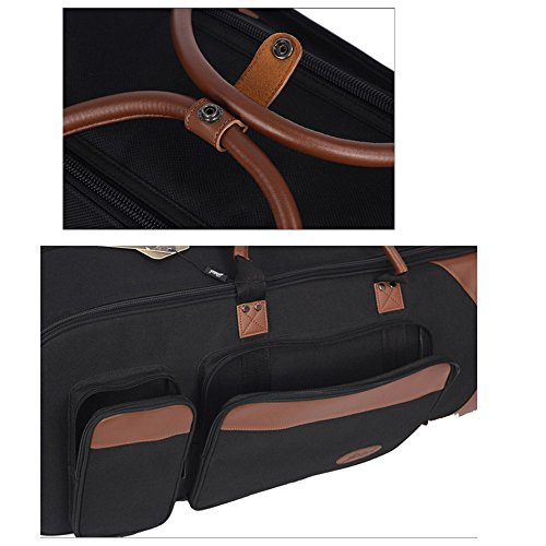 Jinchuan Euphoniums Gig Bag Soft Case Large Premium One 32inch Length by Jinchuan (Image #6)