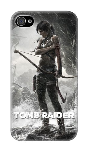 "Cover ""Tomb Raider"" Artwork für iPhone 4/4S"