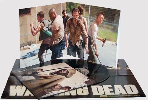 The Walking Dead: Banda sonora original de AMC, vol. 1 (vinilo)