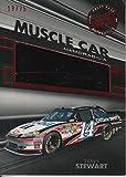 2012 Press Pass Redline Muscle Car Sheet Metal Red #MCDEJ2 Dale Earnhardt Jr /75 - NM-MT