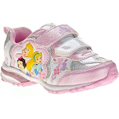Image Unavailable. Image not available for. Color  Disney Princess Aurora  Cinderella Toddler Girl Sneakers Shoes Size 9 df5d326a7e7d
