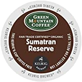 Green Mountain Coffee K-Cup Portion Pack for Keurig K-Cup Brewers, Sumatra Reserve 72 Count...