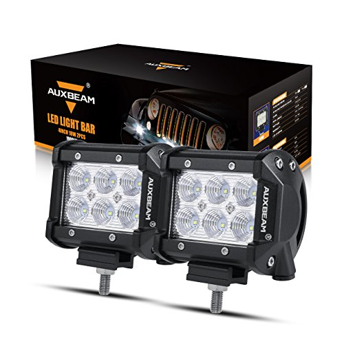 Auxbeam 1800lm Driving Lights Trucks