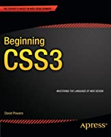 Beginning CSS3 Front Cover