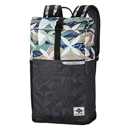 - DAKINE Plate Lunch Section Wet/Dry 28L Backpack (Island Bloom)
