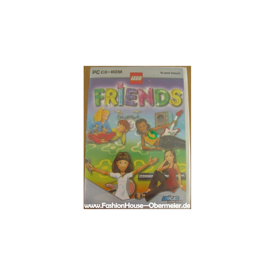 Lego Friends  PC  FR