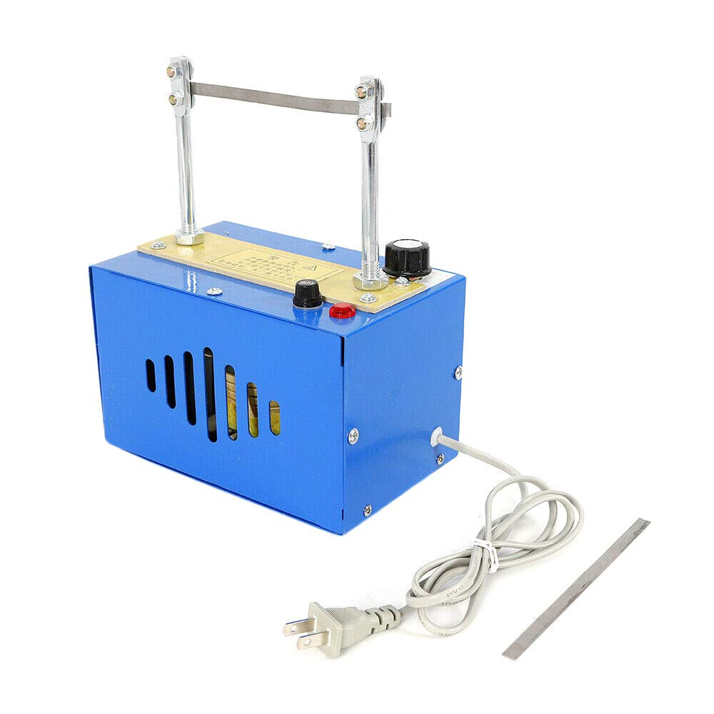 Cutting Machine TBVECHI 110V 35W Bench Electric Rope Cutter Heating Cut Rope Cord Cutting Machine by TBvechi (Image #2)
