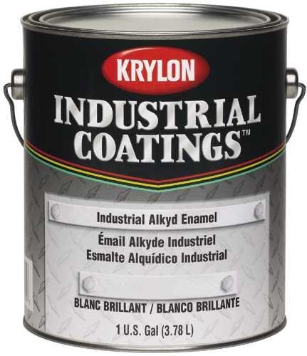 SHERWIN WILLIAMS K00532500-16 Aluminum Gloss 1 gallon 53 Series Krylon Industrial Alkyd Enamel Paint