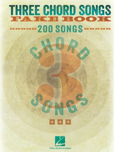 Three Chord Songs Fake Book (Songbook)
