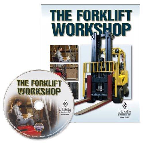 The Forklift Workshop - DVD Training by JJ Keller
