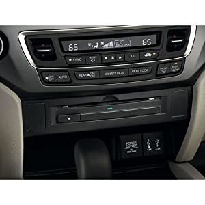 2017 honda ridgeline cd player 08a06 tg7. Black Bedroom Furniture Sets. Home Design Ideas
