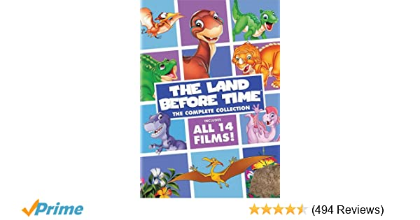 the land before time journey through the mists cast