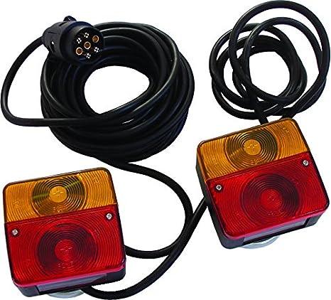 Hp Autozubehör 25522 Beleuchtungssatz Magnetisch Auto