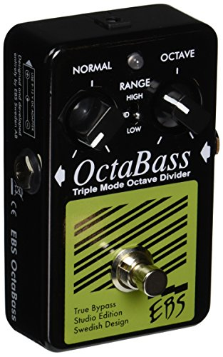 Single Bass Guitar Effects