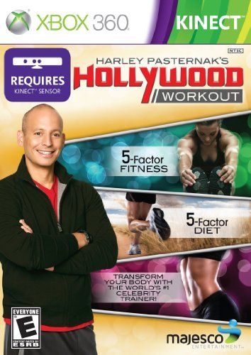 Harley Pasternak's Hollywood Workout (Kinect) - Xbox 360 by Majesco