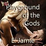 Bargain Audio Book - Playground of the Gods
