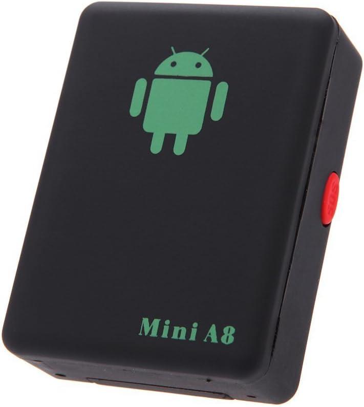 1900mhz gprs//gps Dispositif de poursuite avec bouton SOS Vaorwne Traqueur GPS global en temps reel A8 Gsm 850//900//1800