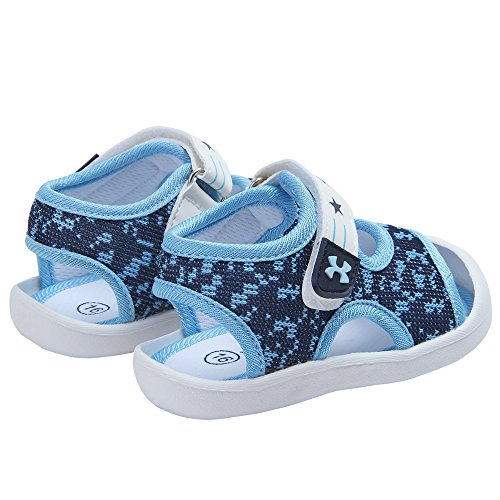 Pictures of Baby Summer Sandals Breathable Mesh Rubber Sole 2