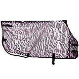 Tough-1 Zebra Mesh Fly Sheet 78 Purple Zebra