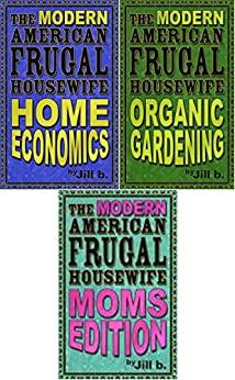 The Modern American Frugal Housewife Books 13 Home Economics