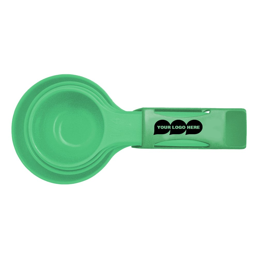 Measure-Up Cups - 250 Quantity - $2.55 Each - PROMOTIONAL PRODUCT / BULK / BRANDED with YOUR LOGO / CUSTOMIZED. Size: 3'' H x 7'' W x 3-1/2'' D