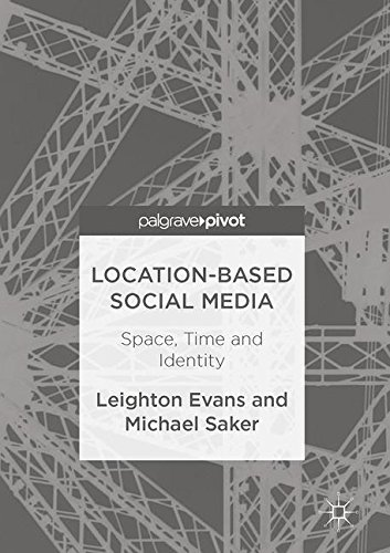 Location-based social media:space- time and identity