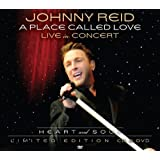 A Place Called Love: Heart and Soul (Live in Concert) CD/ DVD Deluxe Version