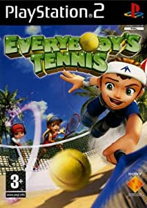 Amazon.com: PS2 - Everybodys Tennis - [PAL EU]: Video Games