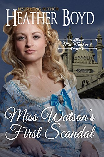Free eBook - Miss Watson s First Scandal